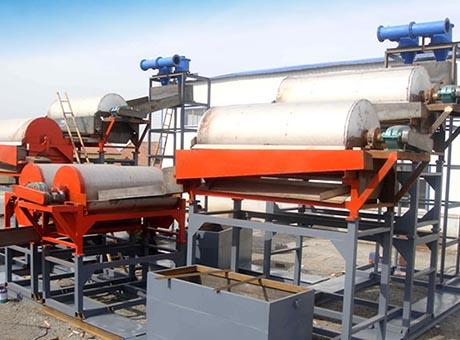 湖北300t/h铁矿石生产线