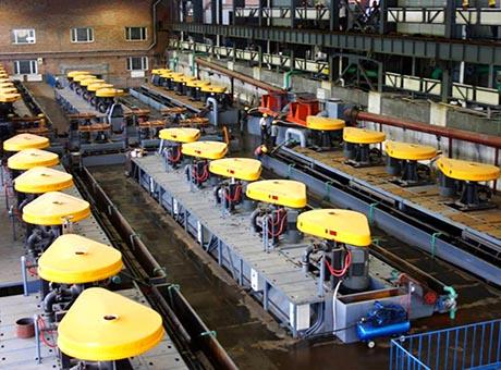 云南磷矿浮选设备生产线