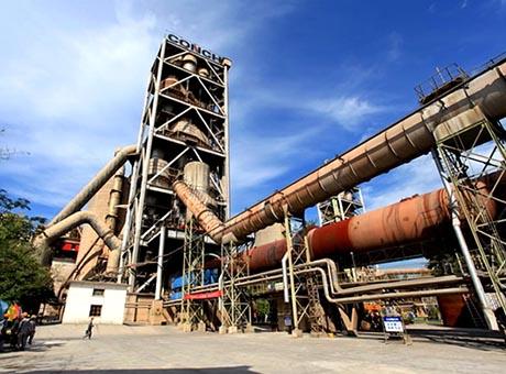 福建日产5000吨水泥生产线