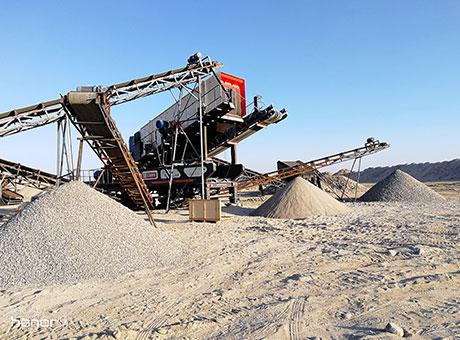 江苏昆山建筑垃圾处理生产线