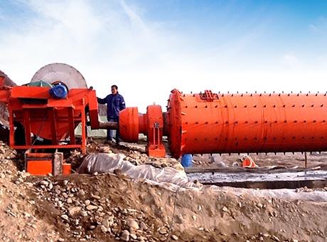 云南3000d/t铁矿石生产线