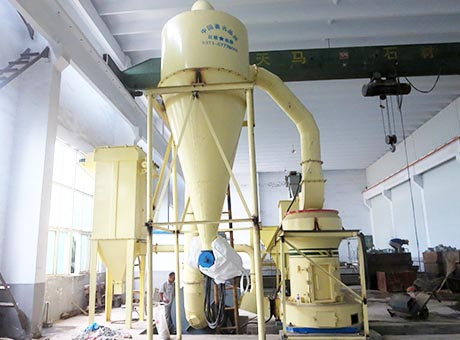 浙江方解石、石灰石磨粉生产线