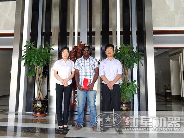 砂石生产线设备厂家服务