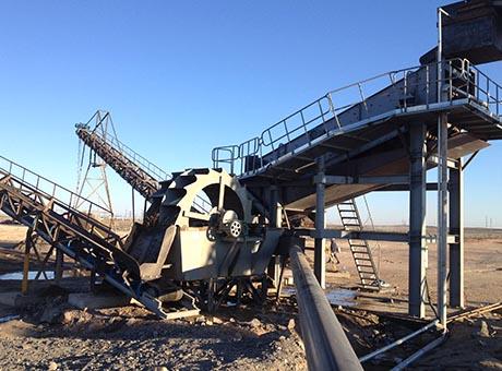 山东济南500t/h石灰岩制砂生产线
