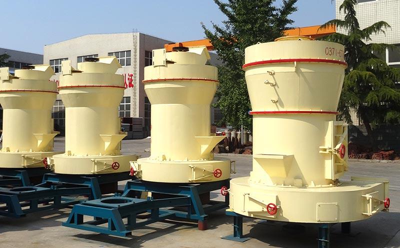 高产量雷蒙磨粉机