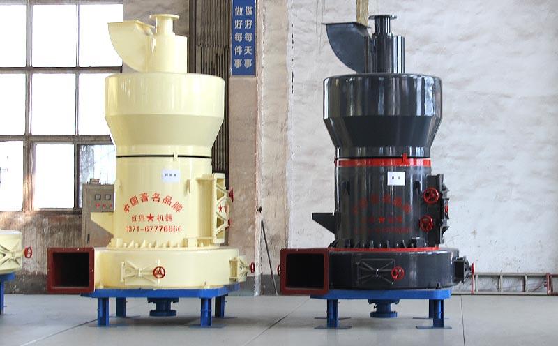 红砂岩雷蒙磨粉机