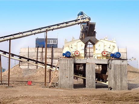 湖南永州500t/h重晶石加工生产线