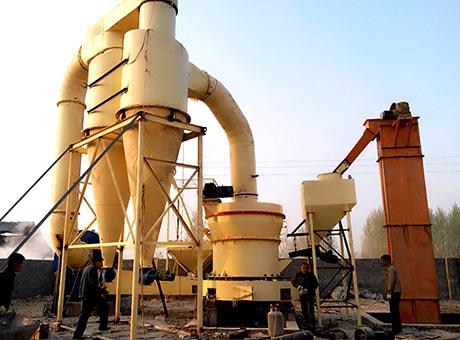 安徽宣城钾长石磨粉生产线