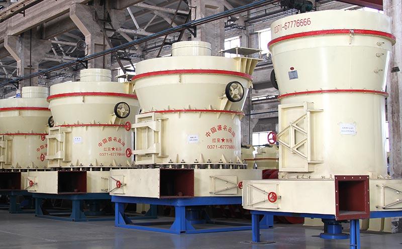 叶腊石磨粉机