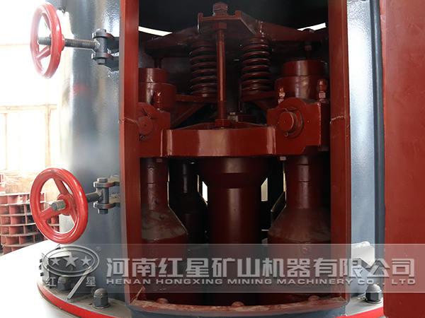雷蒙磨粉机内部结构