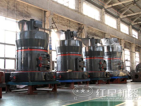红星机器R型雷蒙磨生产厂家
