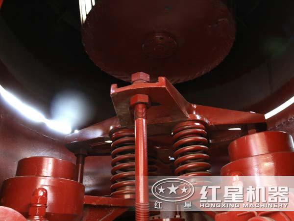 高产量雷蒙磨粉机结构图