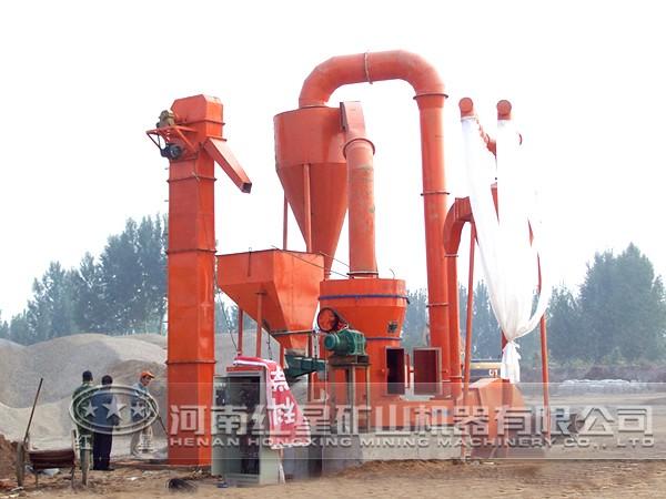 活性炭磨粉生产线