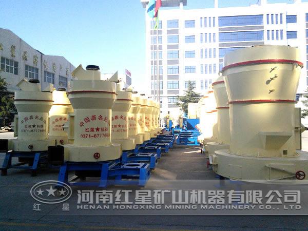 河南伊利石磨粉机厂家