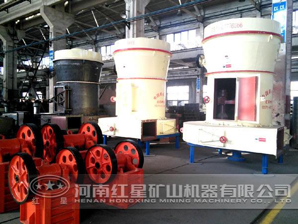 活性石灰磨粉机