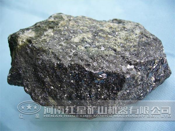 铅锌矿破碎机