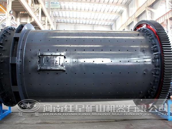 硫锰矿球磨机