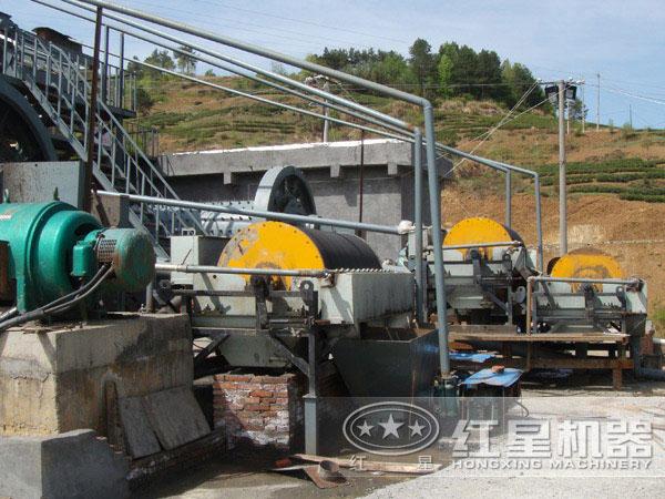 硫铁矿选矿生产线