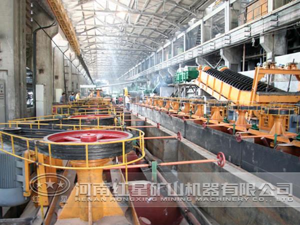 磷矿石加工设备/加工工艺流程