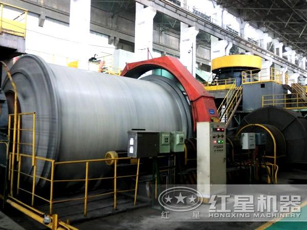 辉钼矿加工工艺流程