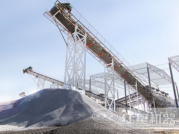 石料破碎生产线