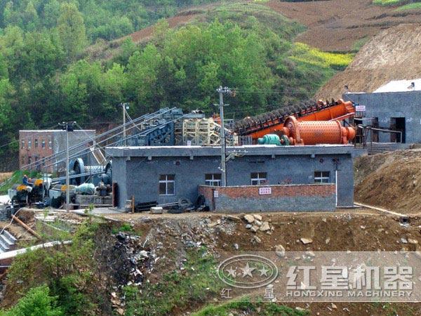 辽宁葫芦岛600t/h辉钼矿选矿生产线